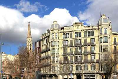 Commercial space in the best area of Barcelona